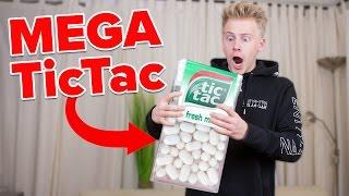 MEGA TicTac Experiment - PFEFFERMINZSCHOCK !! 😱 II RayFox