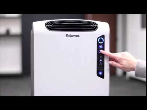 [Best Price] Fellowes Allergy And Asthma Friendly AeraMax 300 Air Purifier With True HEPA Filter