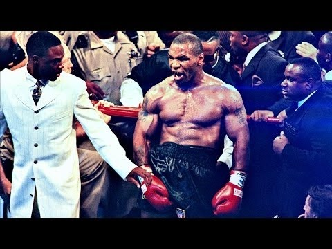[Boxing Fight] 30 Most INTIMIDATING Mike Tyson Moments