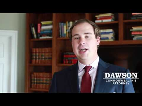 S.W. Dawson for Norfolk's Commonwealth's Attorney