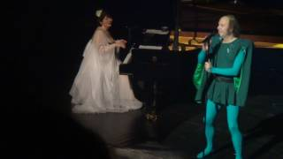 Philippe Katerine  Louxor J'adore Bien Mal concert Agen 13.12.2016