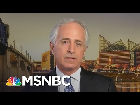 Bob Corker On Syria, Vladimir Putin, Russian Hacking | Morning Joe | MSNBC