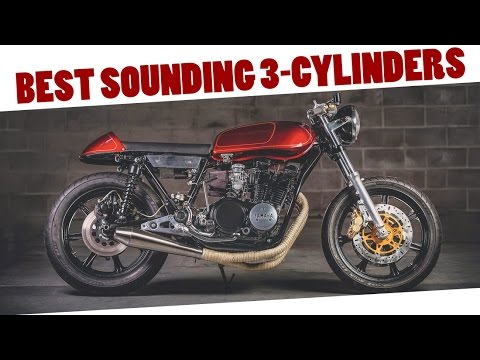 10 Best Sounding 3-Cylinder Bikes - YouTube