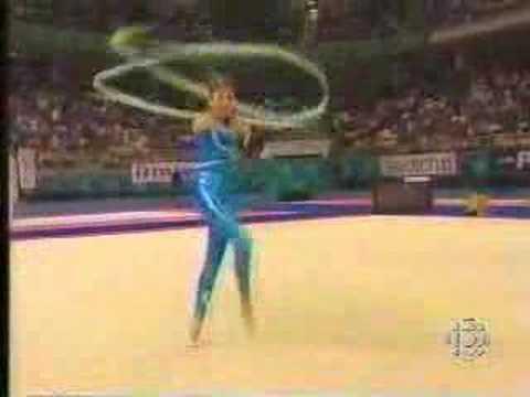 El-Regina Tajuddin - Ribbon - 1998 Commonwealth Games