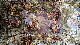 3d церковь Святого Игнатия в Риме – интересная экскурсия с гидом