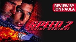 Speed 2: Cruise Control -- Movie Review #JPMN