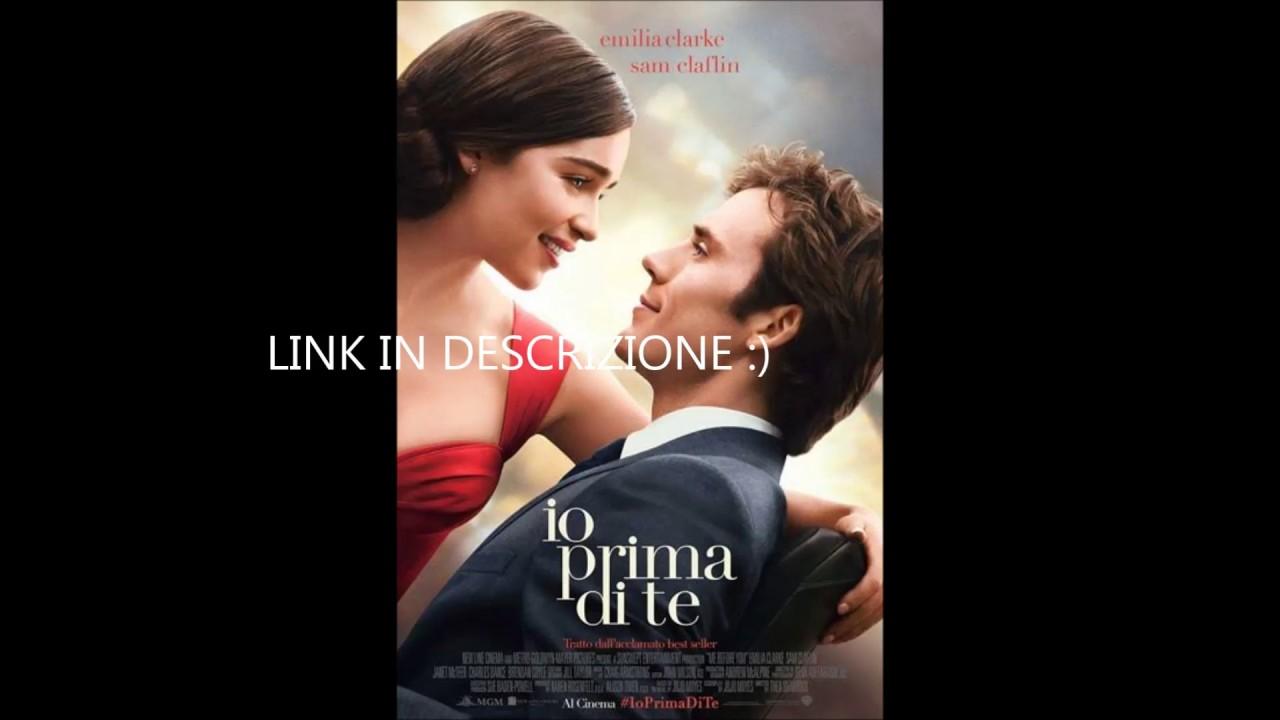 Io Prima Di Te Film Completo Ita Link Download Youtube