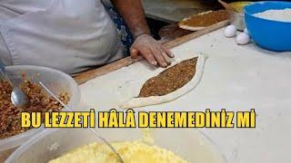 Meşhur Hoca Paşa Pidecisi Sokak Lezzetleri (Sirkeci/İstanbul)