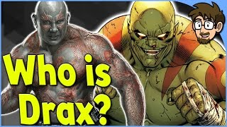 History of Drax! [Guardians of the Galaxy] (Arthur Douglas)