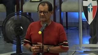 #33 - Devocional da Quarta   Rev. Robson Ramalho