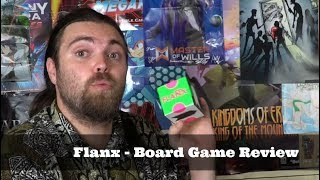 Flanx - Board Game Review