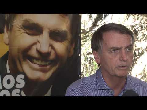 #ELEIÇÕES2018 - Entrevista exclusiva com Jair Bolsonaro