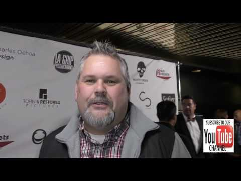 Stephen Durham talks about his movie Better Criminal at the World Premiere Of Better Criminal at the