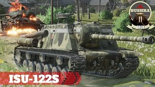 ISU 122S COMRADE CARNAGE World Of Tanks Blitz