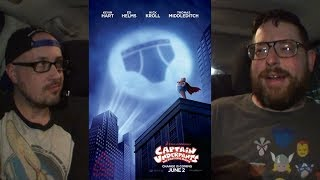 Midnight Screenings - Captain Underpants: The First Epic Movie