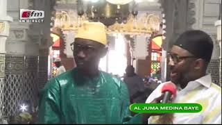 REPLAY - AL JUMA MOSQUEE MEDINA BAYE - Pr : Oustaz NDIAGA SECK - 23 Novembre 2018