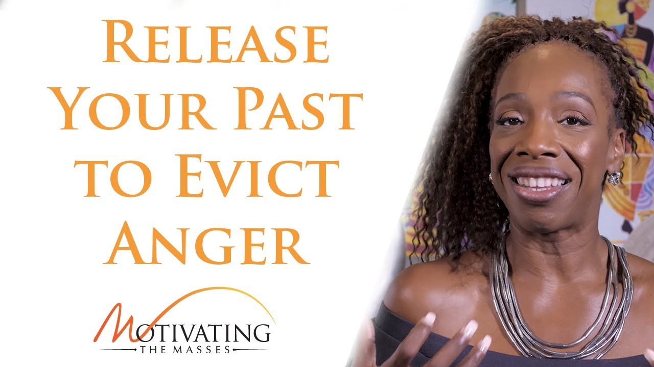 Lisa Nichols - How To Release The Past To Evict Anger