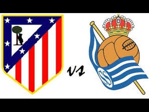 Full Match Atletico Madrid vs Real Sociedad 2-0 (7-4-2015)