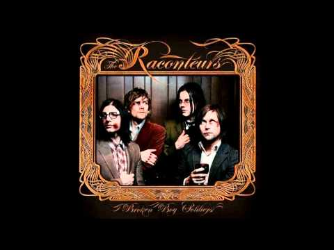 The Raconteurs - Steady As She Goes (HD)