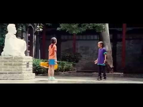 The Karate Kid - K'naan - Bang Bang (ft. Adam Levine)