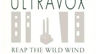 Ultravox - Reap The Wild Wind (HD)