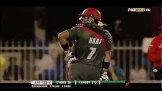 Afghanistan Cricket Tribute Part 2 - Afghanistan Zema