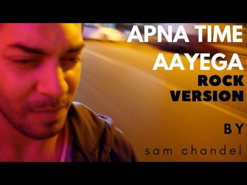 Apna Time Aayega | Gully Boy | Ranveer Singh & Alia Bhatt | DIVINE | Rock Version | Sam Chandel
