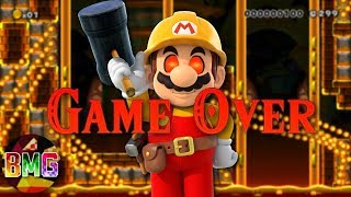 Top 10 Hardest Non-Kaizo Super Mario Maker Levels (Submitted by Viewers!)