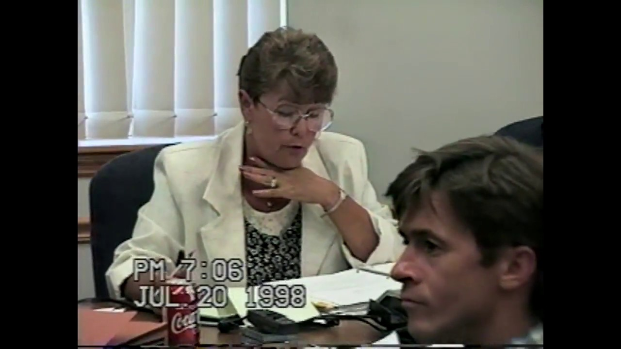 Rouses Point Village Board Meeting  7-20-98