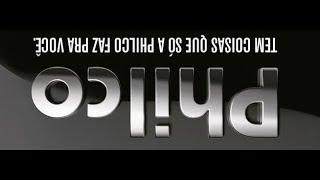 Solução TV Philco PH24M LED A2 que não funciona ou tela Invertida!
