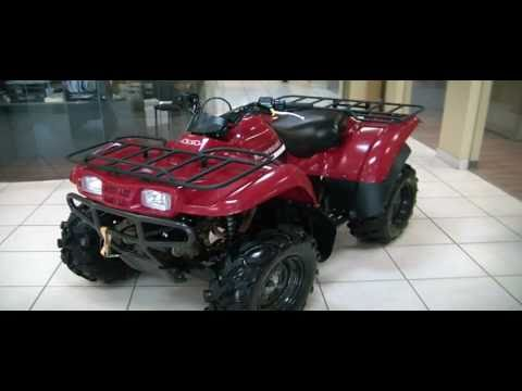 for sale 2006 kawasaki 4 wheeler 4x4 fun stk p5612 youtube. Black Bedroom Furniture Sets. Home Design Ideas