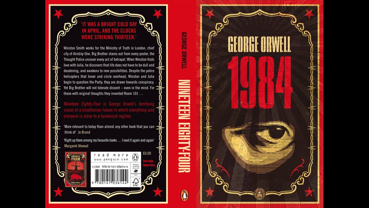 1984 By George Orwell Book 2 Chapter 910 Summary And Analysis Youtube