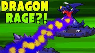 DRAGON RAGE?! RIP?! | Pokemon Heart Gold Soul Silver RANDOMIZER Ultimate Nuzlocke Soul Link #10