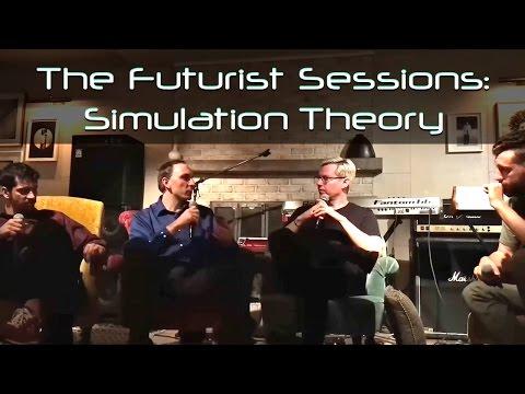 The Futurist Sessions: Simulation Theory — ft. Keith Comito, Gray Scott, Luis Arana, and Zac Waldman