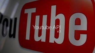 Tutoriel PHP : Youtube Data v3