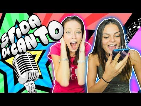 Sabri VS Nicole: challenge di canto! chi canta meglio? SFIDA tra sorelle!