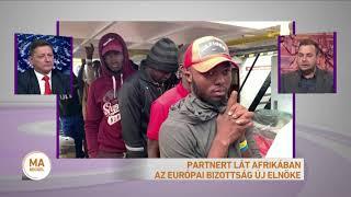 Partnert lát Afrikában a bizottság új elnöke