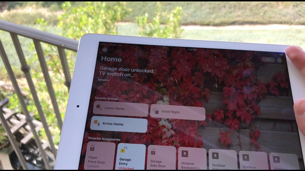 SmartThings HomeKit Integration