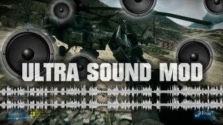 Battlefield 3: Ultra Sound-Mod 1.3.6.e (Final Version + Download)