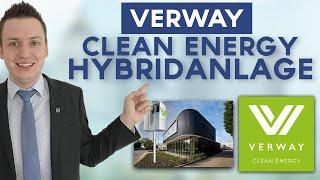 Verway AG | Verway | Clean Energy Windkraftanlagen Präsentation | mit Simeon Wilhelm | Ilhan Dogan