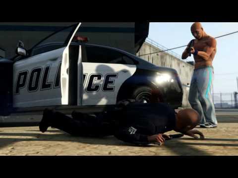 Police On My Back Part 1 GTA V