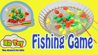 Toys for Kids Videos - Fishing Game Set Surprise - Let