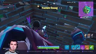 Live. Fortnite - PART PERSO: SOLO AND DUO. CODE: JUGALLYT