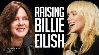 Billie Eilishs Mom REVEALS Parenting SECRETS  Rich Roll Podcast