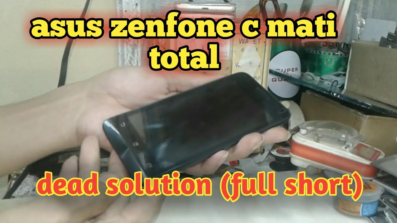 Asus Zenfone C Mati Total Konslet