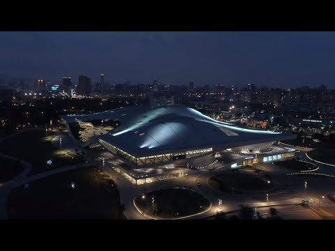 Mecanoo's National Kaohsiung Center for the Arts (Weiwuying)