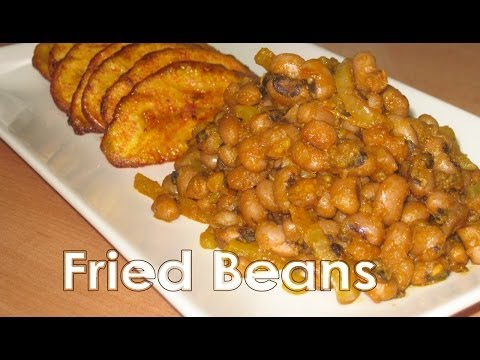 Nigerian Fried Beans | All Nigerian Recipes