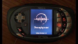 N-Gage Ashen game