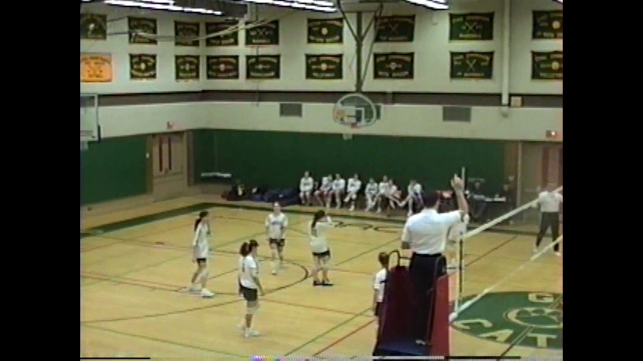NAC - Lake Placid JV Volleyball  1-29-96