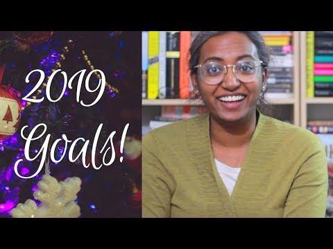 2018 Goals Wrap Up & 2019 Goals